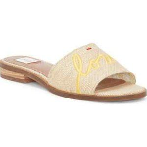 NWB ED Ellen DeGeneres Women's Solay Sandals